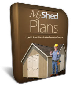My Shed Plans Elite By Ryan Henderson